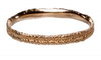 Goldmiss Design Vorsteckring 585 Rosegold 230 Lacy Rim Ring