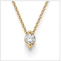 Viore Collier Diamantschmuck 12715 Diamant 0,1 ct.