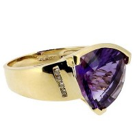 Ring Amethyst Brillanten 56100014