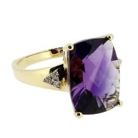 Ring Amethyst Brillanten 56100017