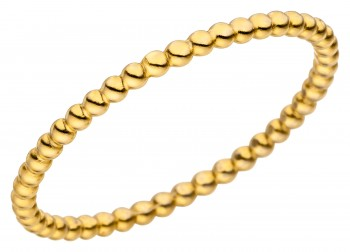 Goldmiss Design Kugelring 585 Gelbgold 402 1,5mm