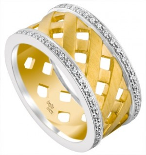 Diamantring Gold EH000073