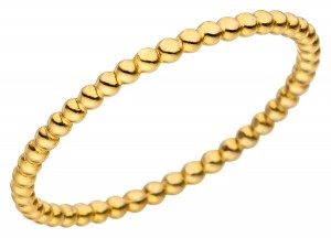 Goldmiss Design Kugelring Gelbgold 402 1,5mm